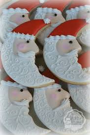 i absolutely love these celestial st nick cookies cookie