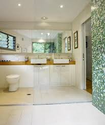 bathroom natural bathroom natural bathroom with green wall tile