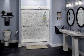 shower surrounds shower enclosures shower walls bath planet carrara marble with s curve shower door