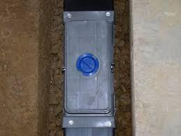 installing a basement sump pump and perimeter drain for wet