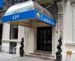 Comfort Inn Midtown West New York City 129 West 46th St Comfort Inn Midtown New York Ny
