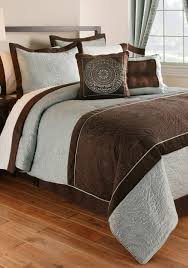 Eastern Accents Beddings Home Accents Valentino 8 Piece Luxury Bedding Collection Belk