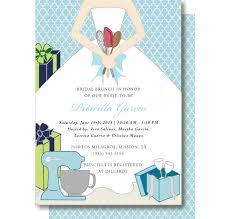 Kitchen Bridal Shower Ideas - stock the kitchen bridal shower invitation kitchen shower