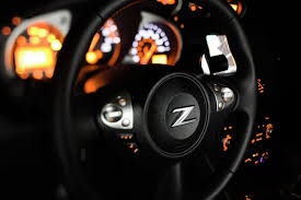 nissan 370z interior mods nissan unveils subtly facelifted 370z ahead of the chicago auto