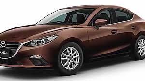 Mazda 3 Hatchback Hybrid Mazda 3 Axela Hybrid Sedan 2014 2 0 Skyactiv G 31 3 Km L Youtube