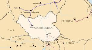 R Train Map Railway Stations In South Sudan Wikipedia