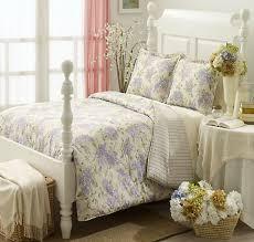 Ralph Lauren Antigua King Comforter Cape Comforter Elizabeth Lauren Lilac Green Cream Queen