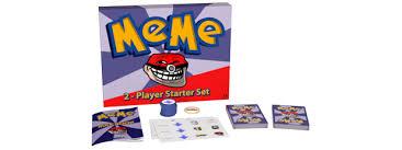 Meme Trading Cards - meme trading card game relaunch crowdfunding kickstarter