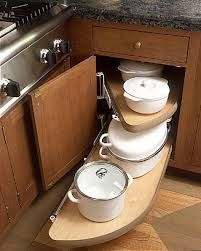 what to do with deep corner kitchen cabinets diy home projects kitchens cabinet space and corner