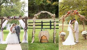 wedding arches rustic top 20 rustic burlap wedding arches backdrop ideas roses rings