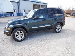 black 2005 jeep liberty 2005 jeep liberty limited 4wd 4dr suv w 28f in rockville in