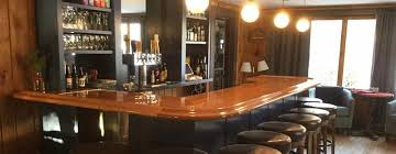 enjoy the highland lodge house bar
