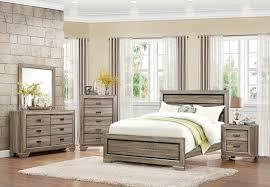 homelegance 1904 1 4 5 6 9 beechnut bedroom set w dresser
