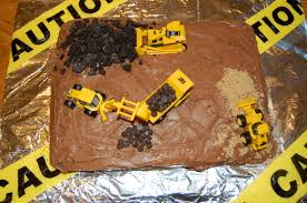 the u201cdigger u201d cake a momma on a mission