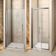pivot shower door ebay
