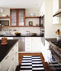 open kitchen cabinets 30 kitchens that to bare all with open shelves house