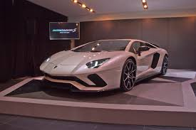 lamborghini showroom lamborghini aventador s made its debut in malaysia from rm1 8 mil