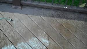 deck genovations decking plastic deck boards composite