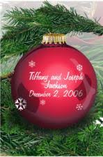 personalized wedding christmas ornaments finest wedding favors personalized and custom gifts
