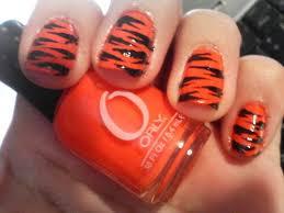 best 25 tiger stripe nails ideas on pinterest tiger nails