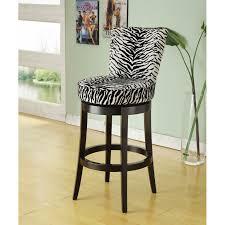 animal print stool bar stools