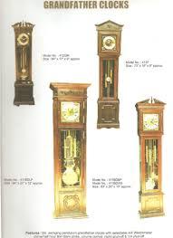 Grandpa Clock Grandfather Gani U0026 Sons
