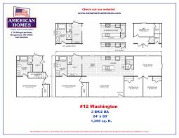 washington american homes