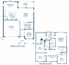 kingfisher a new home floor plan at waterset innovation by homes