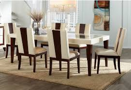 dining room table accents zeno 7 piece dining package the brick renos pinterest