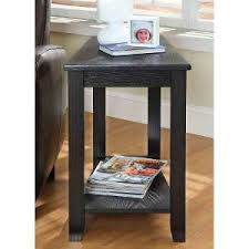 Skinny End Table Buy Your End Tables From Rc Willey For Your Den