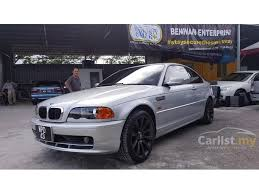 bmw 318ci 2001 bmw 318ci 2001 1 9 in kuala lumpur automatic coupe silver for rm