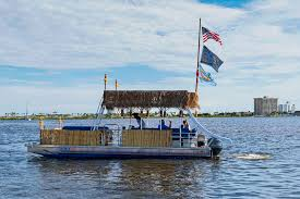 Pensacola Flag Pensacola Beach Pontoon Boat Rentals