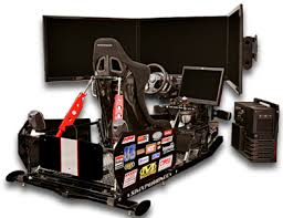 Racing Simulator Chair Simxperience皰 Motion Racing Simulator Technologies