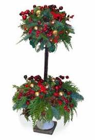 christmas topiary christmas topiary wreaths and flowers christmas