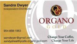 Organo Gold Business Cards Shannon Lake Estates