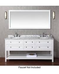 Bathroom Vanity 72 Double Sink Find The Best Deals On Marla Hd 6868 72 Cr 72