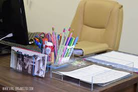how to organize your office desk 5 ways to organize your office