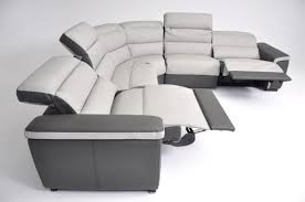 living room sectional sofas reclining leather recliner sofa