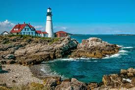 portland head light lighthouse maine lighthouses and beyond portland head lighthouse