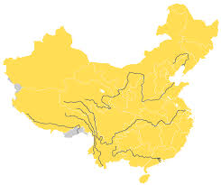 Map Of China And India by Geography Of China Wikipedia