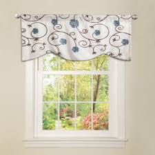 Swag Curtains With Valance Valances Shop The Best Deals For Nov 2017 Overstock Com