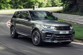 range rover svr black overfinch range rover sport specs prices and pictures evo