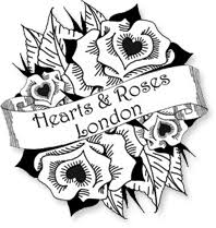 roses and hearts hearts roses london vintage and alternative style wholesaler