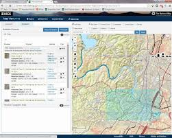 National Map Downloading Maps With The National Map Download Client Youtube