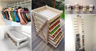 Creative Storage | 18 creative storage ideas you can do yourself