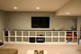 tips for an organized basement