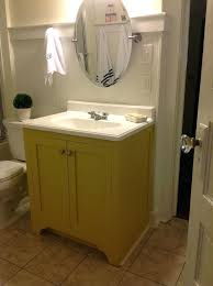 bathroom vanity paint ideas yellow bathroom paint ideas bathroom vanity painted in yellow chalk