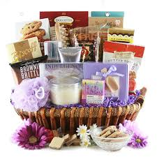 spa gift basket ideas spa gift baskets spa baskets for women diygb