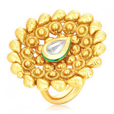 best finger rings images Buy exclusive sukkhi ravishing designer traditional cocktail gold jpg