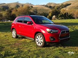 2013 mitsubishi outlander interior review 2013 mitsubishi outlander sport ebay motors blog